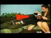 Unanständiges XXX Video mit hemmungsloser Nutte